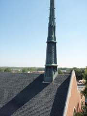 steeple repair restoration